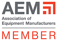 SitePro is a member of the Association of Equipment Manufacturers