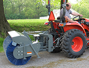 SitePro 3-pt. Tractor Mount Rotary Broom