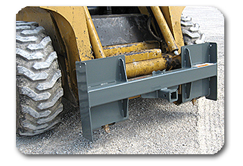 Standard Skid Steer Trailer Mover from SitePro